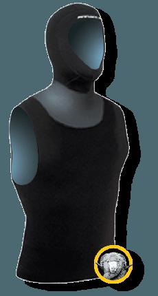 5mm Merino Hooded Vest