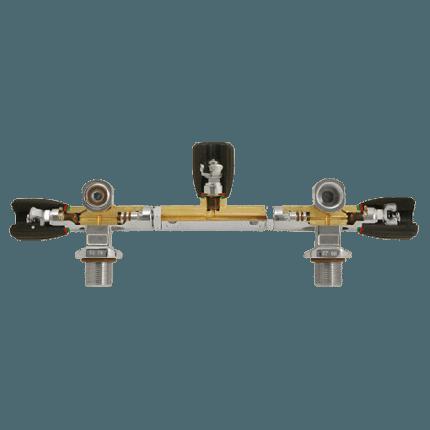 XS Scuba Isolation Manifold