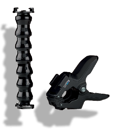 Jaws Flex Clamp Mount