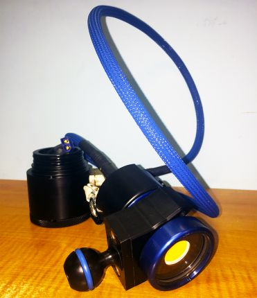 USED LD-50V Video Head & Stack Cap - Side Gland