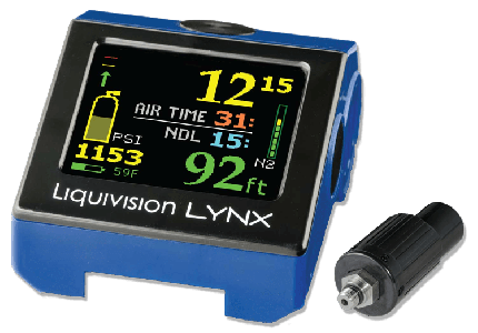 Lynx Air Integrated with T1 transmitter