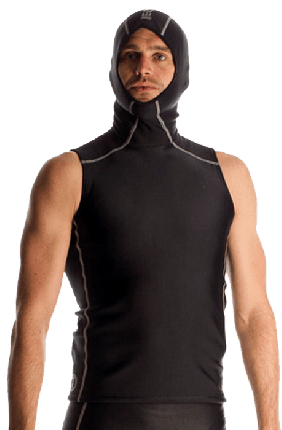 Thermocline Hooded Vest