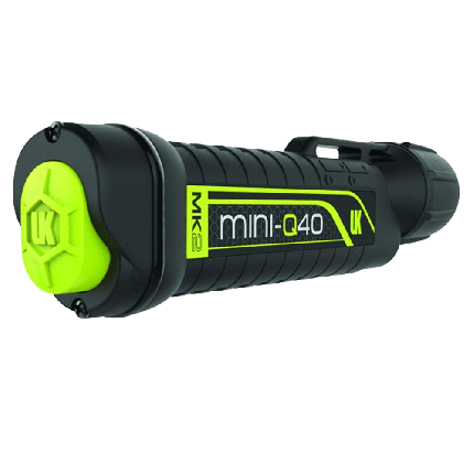 Mini-Q40 MK2 Dive Light