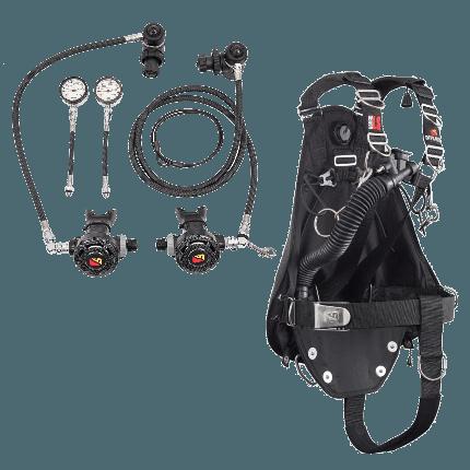 Nomad LS Sidemount Package