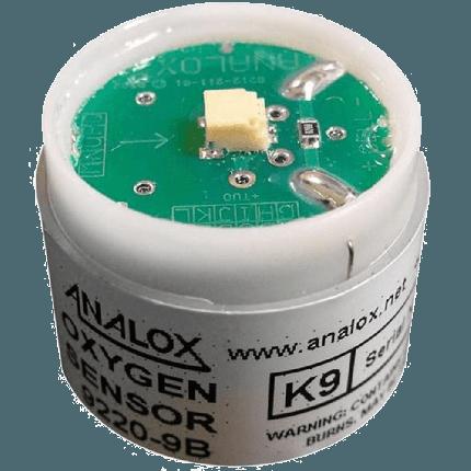 Replacement Oxygen Sensor for O2EII Analyzer
