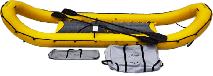 Oceanid RDC Swiftwater Rescue Boat