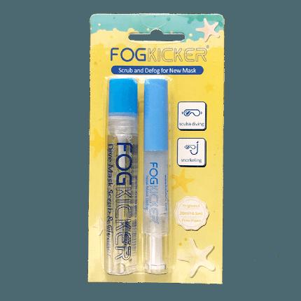 Scrub and Defog Combo Pack