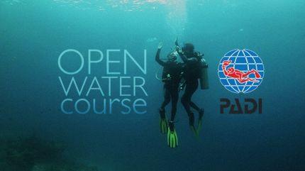 PADI Open Water Diver Certification