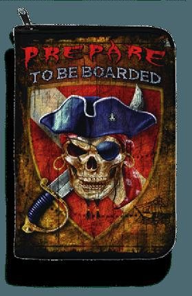 Pirate Log Book Binder