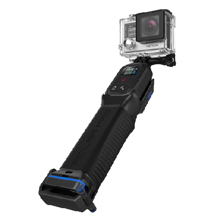 ProGrip - Floating GoPro Grip