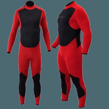 Public Safety Wetsuit 5/3mm