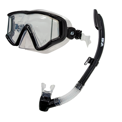 Rama and Ika Snorkel Package