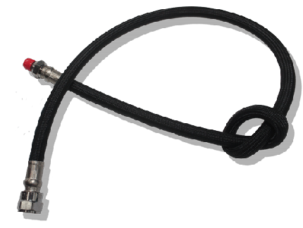 Double Braided Low Pressure Hoses