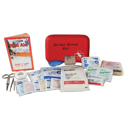 Scuba Diver First Aid Kit