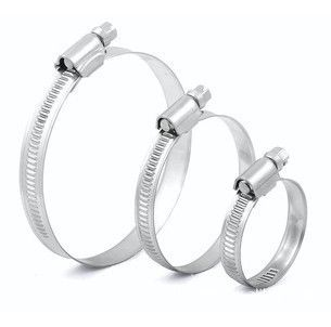Stainless Steel Tank Clamps