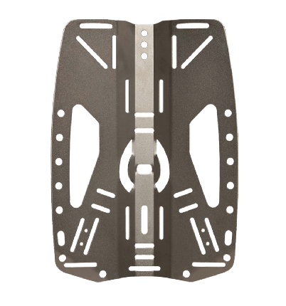 Stainless Steel Backplate 2.0