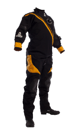 Open Box Techniflex Front Zip Drysuit-MD