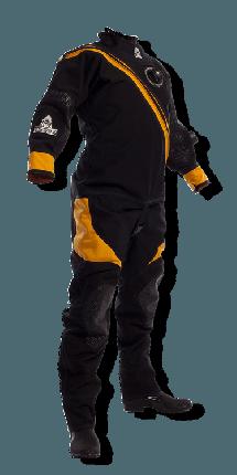 Techniflex Front Zip Drysuit