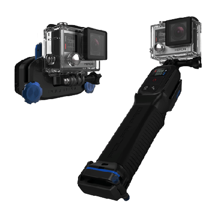 The Combo - ProGrip and StrapMount set
