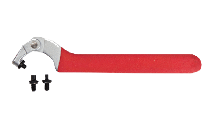 Spanner Wrench  Round Surface