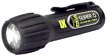 Super Q eLED Rechargeable Light - Yellow