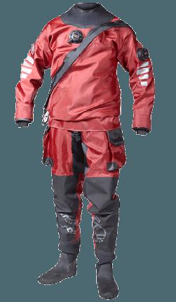 OPEN BOX Heavy Light Rescue 2.0 Drysuit -XLS