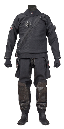 Cordura FZ Drysuit