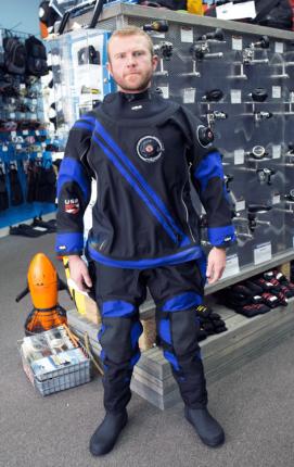 Used- Technifit Drysuit