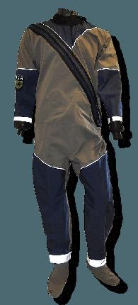 Steep Creek Kayaking Dry Suit