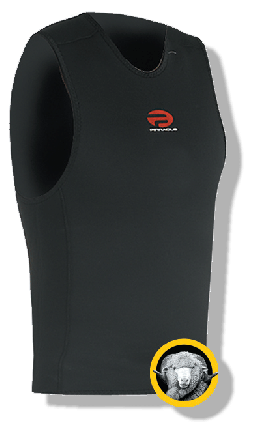 3mm Merino Vest