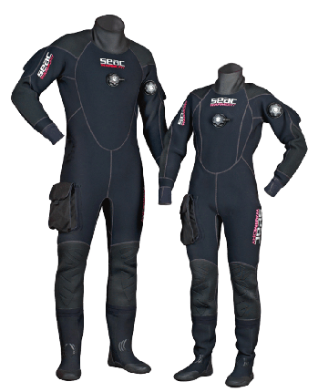 Limited Edition Warmdry Drysuit with Socks