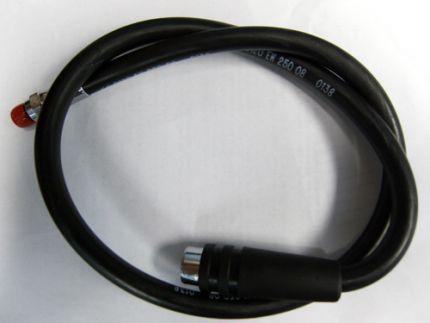 Wisdom H/P quick disconnect hose