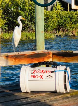 Zookeeper Pro Lionfish Expandable Containment Unit