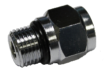 """Low Pressure Hose Adapter 1/2"""" Male to 3/8"""" Female"""