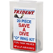 Save a Dive O-Ring Kit