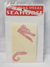 Bumper Sticker Seahorse