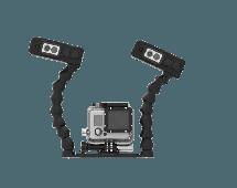 Action Camera Tray for Sidekick