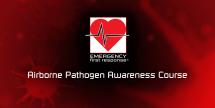 Airborne Pathogen Awareness Distinctive Course - VIRTUAL CLASS