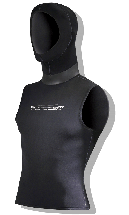 Quantum Vented Hooded Vest