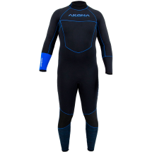 3mm Mens Quantum Stretch Full Wet Suit