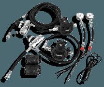 Sidemount Regulator Kit