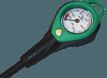 O2 Clean Pressure Gauge
