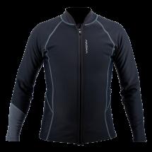 AQ-Tec Men's Long Sleeve Zippered Shirt