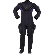 Fusion Fit with Aircore Women's Drysuit