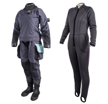 Avatar 101 Ladie's Breathable Drysuit and Undergarment Package