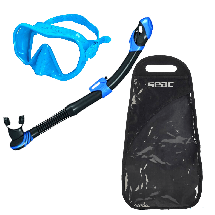 Touch Mask and Snorkel Set