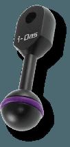 i-Das Aluminum YS- Adaptor Arm