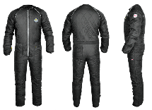 Open Box BZ 400 Heated Undersuit-Small