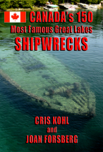 Canada's 150 Most Famous Great Lakes Shipwrecks