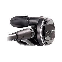 Atomic Aquatics M1 Stainless Steal Cave Ring